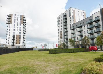 Thumbnail 2 bed flat for sale in Peninsula Quay, Victory Pier, Gillingham, Kent