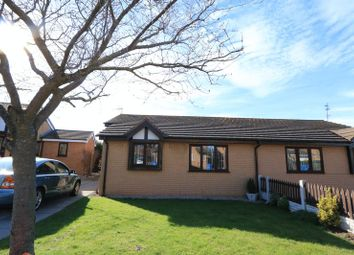 Thumbnail 2 bedroom semi-detached bungalow to rent in Ronaldsway, Rhyl