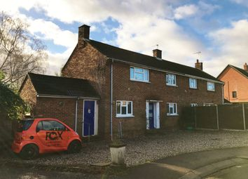 Thumbnail 3 bedroom semi-detached house for sale in Hatch Green, Little Hallingbury, Bishop's Stortford