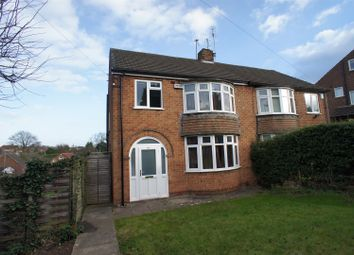 Thumbnail 3 bed semi-detached house for sale in Cavendish Way, Mickleover, Derby