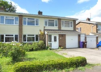 Thumbnail 4 bedroom semi-detached house for sale in Honey Way, Royston
