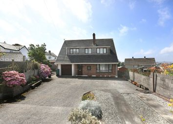 Thumbnail 3 bedroom detached house for sale in Woodway, Plymstock, Plymouth
