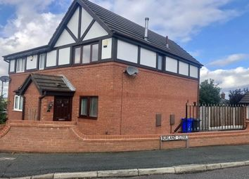 Thumbnail 2 bed property to rent in Burland Close, Runcorn