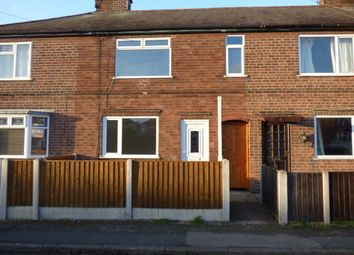 Thumbnail 3 bed terraced house to rent in Manor Avenue, Stapleford, Nottingham