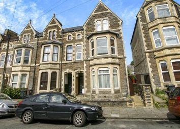 Thumbnail 1 bed flat for sale in Claude Road, Roath, Cardiff, Wales