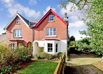 Thumbnail 4 bed semi-detached house for sale in Queens Road, Crowborough, East Sussex
