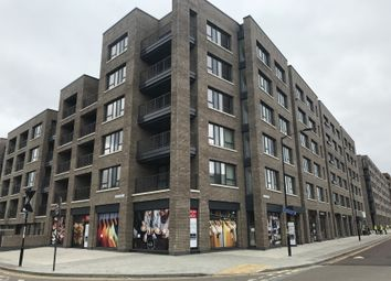 Thumbnail 2 bed flat for sale in Plough Way, Surrey Quays