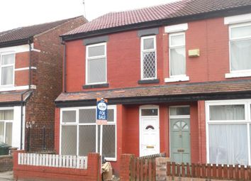 Thumbnail 3 bed semi-detached house for sale in Chapel Street, Manchester