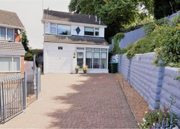 Thumbnail 3 bed detached house for sale in Highcroft, Great Barr