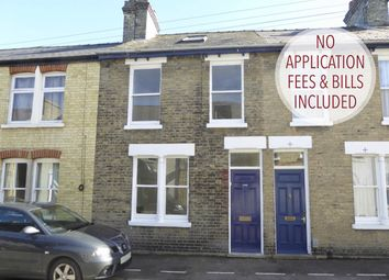 Thumbnail 5 bed property to rent in Thoday Street, Cambridge