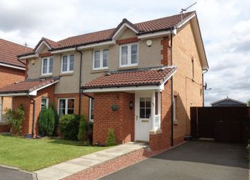 Thumbnail 3 bed semi-detached house for sale in Kennedy Way, Airth, Falkirk