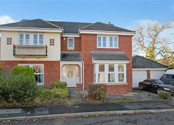 Thumbnail 5 bed detached house for sale in Bentley Drive, Oswestry