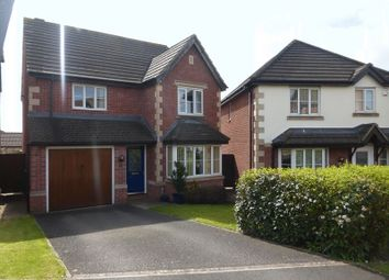 Thumbnail 3 bed detached house for sale in Muchelney Way, Yeovil