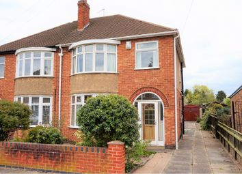 Thumbnail 3 bed semi-detached house for sale in Lamborne Road, West Knighton