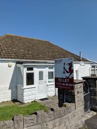 Thumbnail 3 bed bungalow to rent in Belvedere Close, Swansea