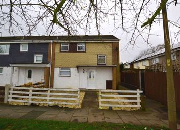 Thumbnail 3 bed end terrace house to rent in Mallowdale Close, Eastham, Wirral