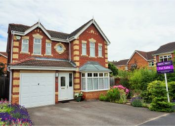 Thumbnail 4 bed detached house for sale in Acer Croft, Armthorpe, Doncaster