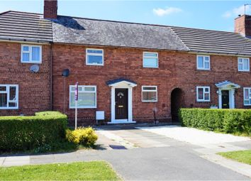 Thumbnail 3 bed terraced house for sale in Ashfield Road, Bromborough