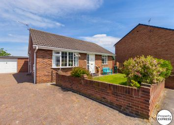 Thumbnail 2 bed detached bungalow for sale in Westminster Close, Eston, Middlesbrough