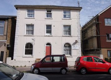 Thumbnail Studio to rent in Percy Road, Cliftonville, Margate