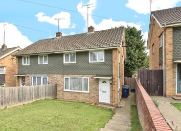Thumbnail 2 bedroom semi-detached house for sale in Hastings Road, Banbury