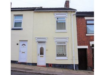 Thumbnail 2 bed terraced house for sale in Lockley Street, Stoke-On-Trent