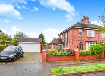 Thumbnail 3 bed semi-detached house for sale in Emery Avenue, Newcastle