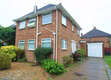 Thumbnail Semi-detached house for sale in Burlington Road, Goring-By-Sea, Worthing