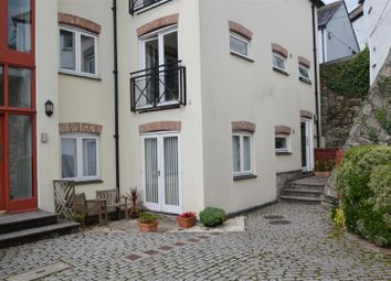 Thumbnail 2 bed flat for sale in Harbour Village, Penryn