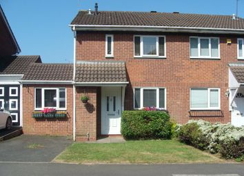 Thumbnail 3 bed semi-detached house for sale in Newman Way, Rednal