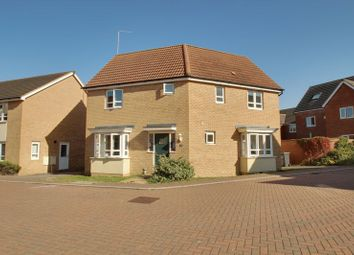 Thumbnail 4 bed detached house for sale in Mid Water Crescent, Hampton, Peterborough