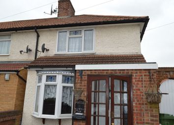 Thumbnail 2 bed terraced house to rent in Bentry Close, Dagenham