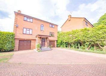Clappers Meadow, Maidenhead, Berkshire SL6. 4 bed detached house