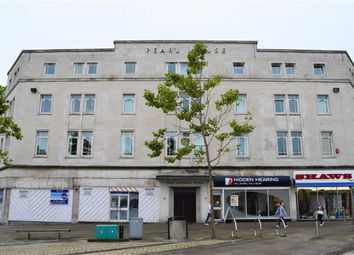 Thumbnail 1 bedroom flat for sale in Pearl House, Swansea