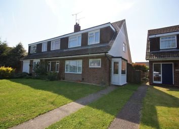Thumbnail 3 bed semi-detached house for sale in Eagle Way, Shoeburyness, Southend-On-Sea