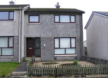 Thumbnail 3 bedroom end terrace house for sale in Beech Walk, Stranraer