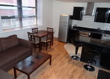 Thumbnail 1 bed flat to rent in King Edwards Road, Edgbaston, Birmingham