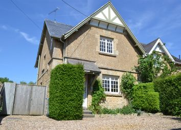 Thumbnail 3 bed semi-detached house for sale in Kingham Road, Churchill, Chipping Norton