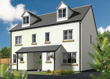 Thumbnail 4 bed semi-detached house for sale in Nadder Lane, South Molton