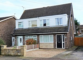 Thumbnail 3 bed semi-detached house for sale in Ingleby Road, Sawley