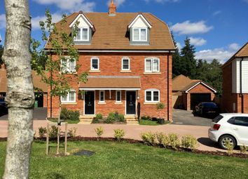 Thumbnail 4 bed semi-detached house for sale in Boyneswood Road, Medstead, Alton