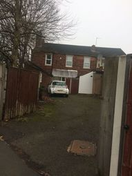 Thumbnail 3 bed flat to rent in Avenue Road, Coseley, Bilston