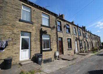 Thumbnail 2 bed terraced house for sale in South View, Southowram, Halifax
