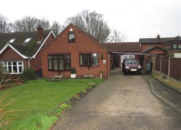 Thumbnail 2 bed detached bungalow for sale in Beech Road, Underwood, Nottingham