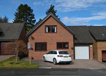 Thumbnail 4 bed detached house for sale in Haining Park, Selkirk