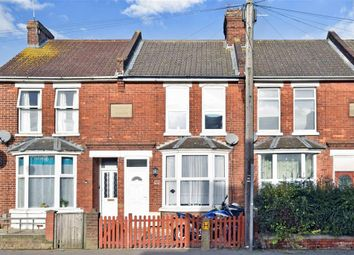 Thumbnail 3 bed terraced house for sale in Beaver Road, Ashford, Kent