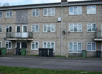 Thumbnail 3 bedroom maisonette to rent in Dane Close, Thetford