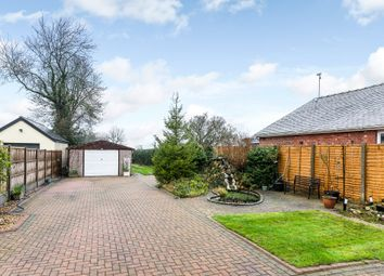 Thumbnail 4 bed detached house for sale in Station Road, Lincoln, Lincolnshire