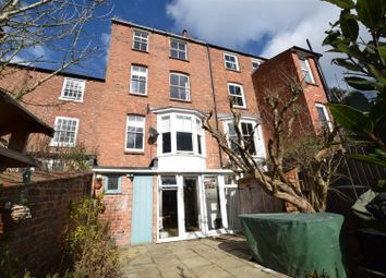 Thumbnail 4 bedroom town house for sale in Leamington Terrace, Uppingham, Oakham