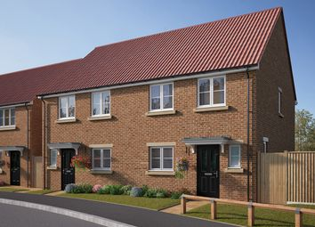 "Thumbnail 3 bed semi-detached house for sale in ""The Eveleigh"" at Cobblers Lane, Pontefract"